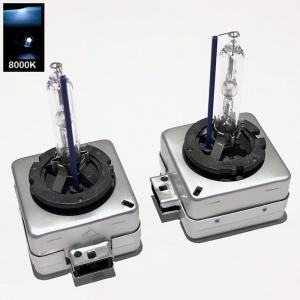 Pack Ampoules Xenon D1S 8000K 35W