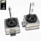 Pack Ampoules Xenon D3S 4300K 35W