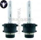 Pack Ampoules Xenon D2S 6000K 35W