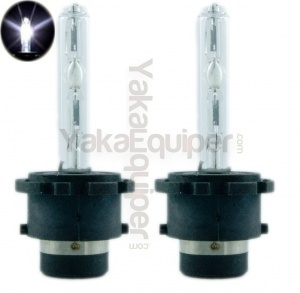 Pack Ampoules Xenon D2R 6000K 35W
