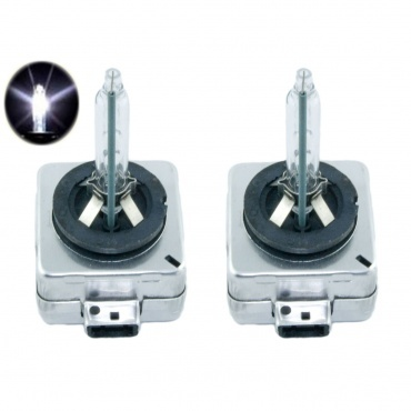 Pack Ampoules Xenon D3S 6000K 35W