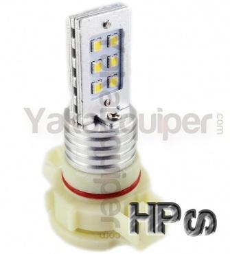 Ampoule HPS LED H16 PS19W - PSX24W - Blanche