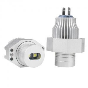 Pack Ampoule LED 20Watts anneaux angel eyes BMW E90 E91 - Blanc xenon
