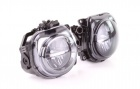 Antibrouillards LED BMW X3 F25 X4 F26 X5 F15 X6 F16 - fumé