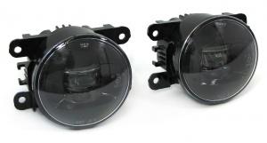 Antibrouillards LED Peugeot 107 207 CC 307 CC 407 Cayenne Dacia Citroen