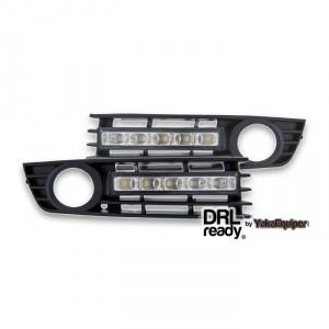 Feux de jour LED DRL Ready - AUDI A4 (B6 8E) - Blanc