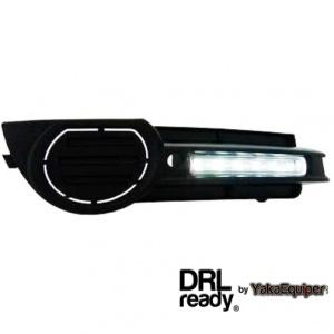 Feux de jour LED DRL Ready - AUDI A3 8P - Blanc