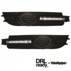 Feux de jour LED DRL Ready - AUDI A6 (C6 4F) - Blanc
