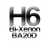 H6 Bi-Xenon / BA20D