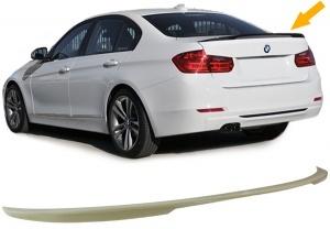 Becquet spoiler de coffre - BMW Serie 3 F30 11-18 - look m4