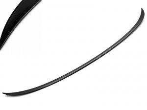 Becquet spoiler de coffre - BMW Serie 3 E90 05-11 - look m3 - noir brillant