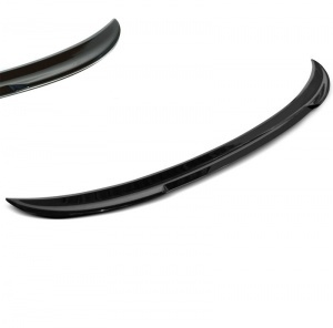 Becquet spoiler de coffre - BMW Serie 3 E90 05-15 - noir brillant