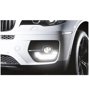 Feux de jour LED DRL Ready - BMW X6 (E71) - Blanc