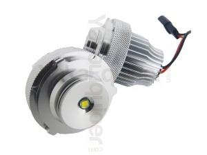 Pack Ampoule LED 10Watts anneaux angel eyes BMW E60 E61- Blanc xenon