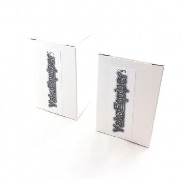 Pack Ampoule H4 HOD Effet Xenon - Cristal White 6500K