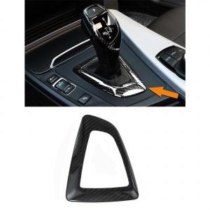 Cadre pommeau vitesse auto carbone BMW F20 F22 F30 F31 F32 F33