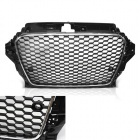 Grille calandre Audi A3 8V - look RS3 - Noir Chrome - PDC