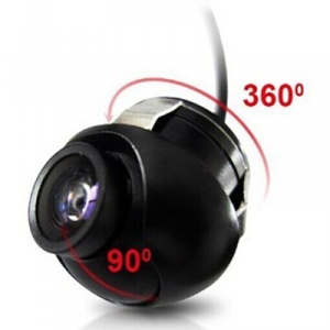Mini camera de recul universelle 360