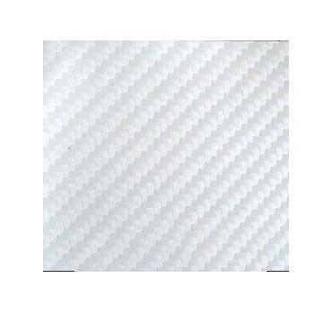 vinyl adh sif 3d w carbone blanc 150cm au m tre yakaequiper. Black Bedroom Furniture Sets. Home Design Ideas