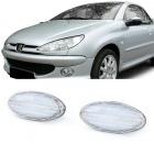 2 Clignotants d'aile LED Peugeot 107 206 307 407 607 Clair