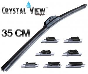 "Balai essuie glace Crystal View 35CM - 14"""