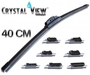 "Balai essuie glace Crystal View 40CM - 16"""