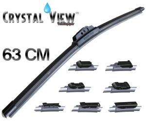 "Balai essuie glace Crystal View 63CM - 25"""
