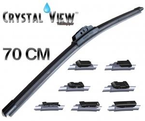 "Balai essuie glace Crystal View 70CM - 28"""