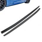 Extension de bas de caisse BMW Serie 3 F30 F31 - look Mperf