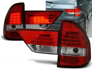 Feux BMW LED X3 E83 - 04-06 - Rouge