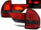 Feux BMW LED X3 E83 - 04-06 - Rouge teinte