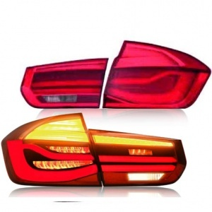 Feux arriere LED BMW Serie 3 F30 - 11-15 - Rouge