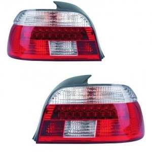 Feux arriere LED BMW Serie 5 E39 phase 1 95-00 - Rouge