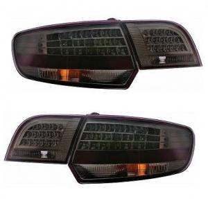 2 Feux AUDI A3 8PA Sportback LED 04-08 - teinté