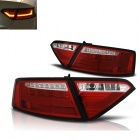 Feux LED Audi A5 8T 07-11 - Rouge