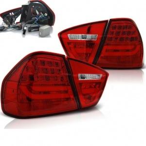 2 Feux arriere BMW Serie 3 E90 05-08 - LTI - Rouge