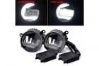 Feux de jour / antibrouillard LED + relais Peugeot Ford Citroen Renault 043352