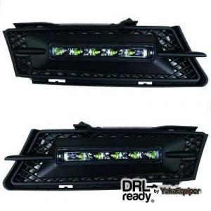 Feux de jour LED DRL Ready - BMW E90 E91 05-08 - Blanc