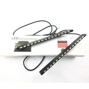 Feux de jour LED Slim 16cm - blanc xenon