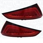 Feux arriere LED AUDI Q5 Rouge - style facelift