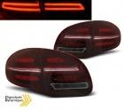 Feux pour Porsche Cayenne fullLED dynamiques 10-15 - Rouge