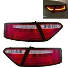 Feux LED Audi A5 2007-09 - Rouge