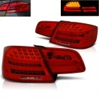 Feux arriere BMW Serie 3 E92 LED 06-10 - Rouge