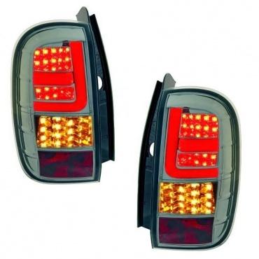 Feux LED Dacia Duster 2011 - clair / fumé
