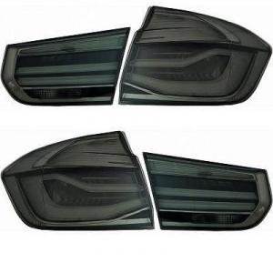 Feux arriere LED BMW Serie 3 F30 - 11-15 - Noir