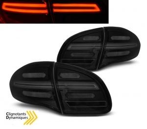 Feux pour Porsche Cayenne fullLED dynamiques 10-15 - Teinte
