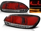 Feux arriere VW Scirocco 08-14 LED look GTI - Rouge
