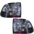 Feux pour Porsche Cayenne LED 03-07 - Clair noir