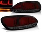 Feux arriere VW Scirocco 08-14 LED look GTI - Rouge teinté