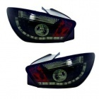 Feux SEAT Ibiza 08-12 - LED - Noir